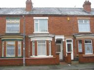 3 bedroom Terraced property in St Clair Street, Crewe...