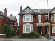 Flat in 295 Nantwich Road, CREWE...
