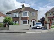 semi detached house for sale in Lamorna Avenue, Gravesend
