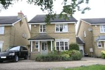 4 bed Detached house in Wickets End, Shenley...