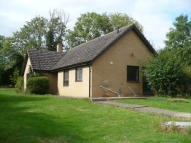 Detached Bungalow in Lutton Nr. Oundle