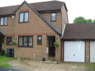 semi detached home in Treen Close, Thrapston