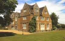 2 bedroom Apartment to rent in Loddington Hall...