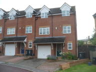 semi detached property for sale in Chestnut Drive, Thrapston