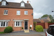semi detached property in Brancey Close, Thrapston
