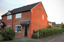 2 bed semi detached home in Albert Bean Close...