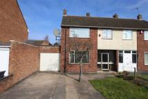 3 bed semi detached home in Palmer Road, Whitnash...