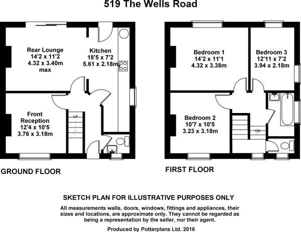 519 The Wells Road P
