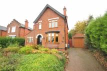 3 bed Detached house for sale in Bagnall Road, Basford