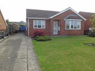 Detached Bungalow in Tennyson Close, CAISTOR