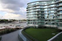 Flat to rent in Albion Riverside,...