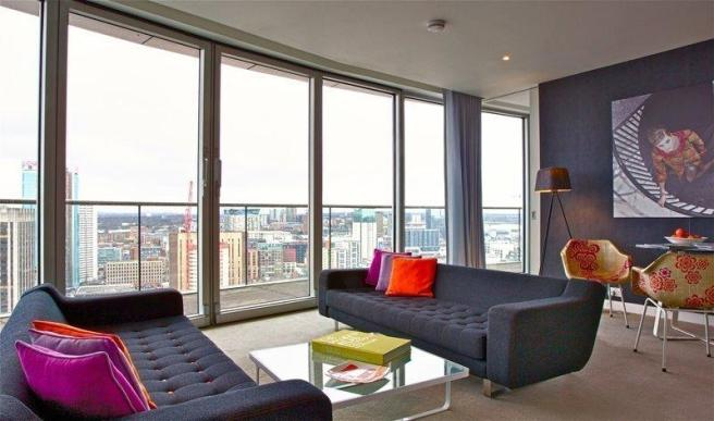 2 Bedroom Flat To Rent In Rotunda Birmingham B2