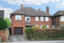 4 bed Detached property for sale in Banbury Road, Summertown...