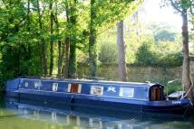 House Boat for sale in `Tiddly`, Port Meadow...