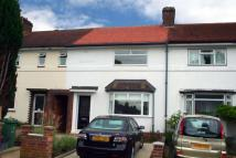 4 bedroom Terraced home in Wolsey Road, North Oxford