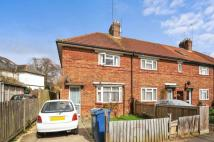 semi detached home in Valentia Road, Oxford