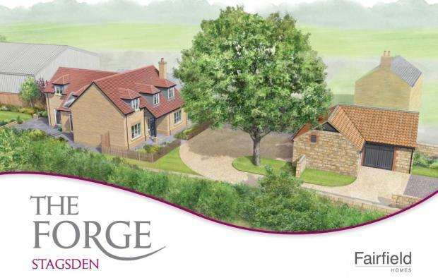 4 bedroom detached house for sale in the forge high for Garden rooms stagsden