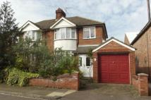 3 bedroom semi detached property for sale in Irwin Road, Bedford