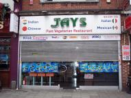 Kingsbury Road Restaurant to rent