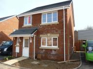 Detached home to rent in 3 Heol Miaren, Elms Farm...