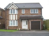 4 bedroom Detached property for sale in Heol Isaf, Rowan Gardens...