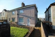 3 bedroom semi detached house in Park View, Llantrisant...