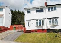 2 bed semi detached property to rent in Meadow Rise, Brynna...