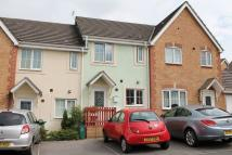 Terraced house in 34 Terrys Way, LLANHARAN...