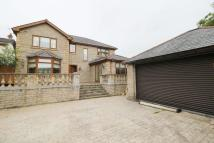 Detached house in Bridgend Road, Llanharan...