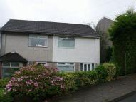 semi detached property to rent in  Clos Gwent, Beddau...