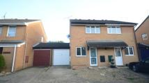 2 bed semi detached house for sale in Thorney Close...