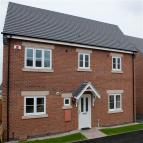 3 bed new house in Off Stanage Road, Sileby