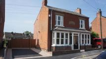 Detached home in Albion Street, Anstey...