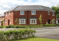 3 bedroom new house in Off Narborough Road...