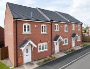 new development in St. Johns, Enderby, LE19