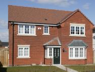 4 bed new property for sale in Stanage Road, Sileby...