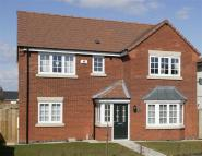 4 bed new home in Off Stanage Road, Sileby
