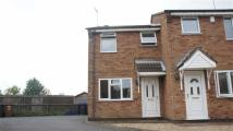 2 bed semi detached home for sale in Louise Avenue, Groby...