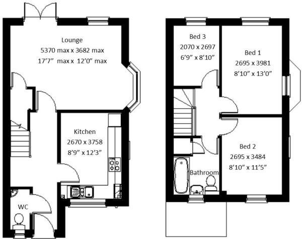 Tawny D3.06.G layout