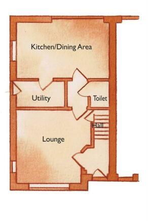 Plot 6 ground floor.