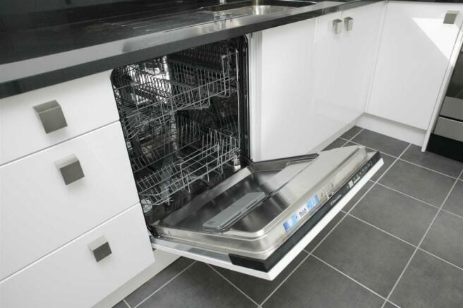 Integrated Dishwashe