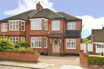 4 bed semi detached house in Amery Gardens, London...