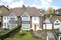 4 bed semi detached house in Aylestone Avenue...