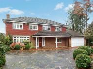 5 bedroom Detached property to rent in Woodcote Park Estate...