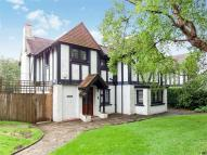 Detached house to rent in Webb Estate, Purley...