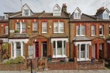 Terraced home in Gallia Road, Highbury...