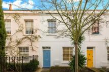 Terraced home for sale in Fortess Grove...