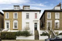 semi detached home in Rochester Square, London