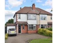 semi detached house for sale in Chellaston Road...