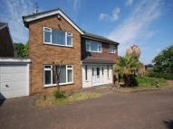 Detached home in Manor Road, Derby, DE23